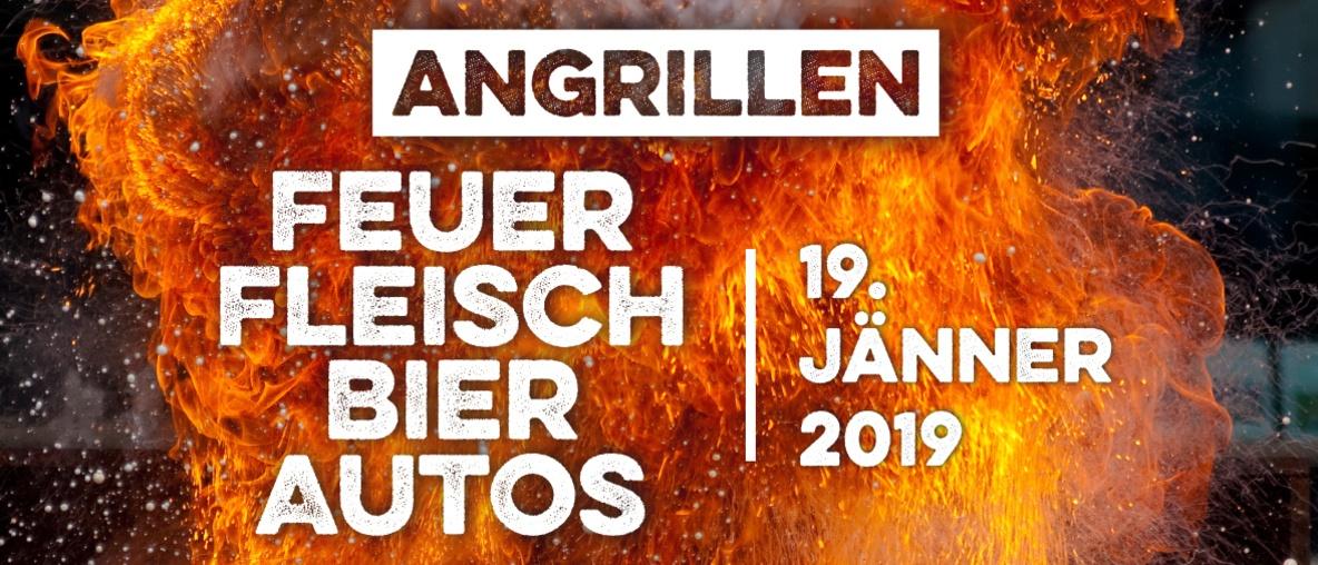 Auto Wiener Angrillen 2019
