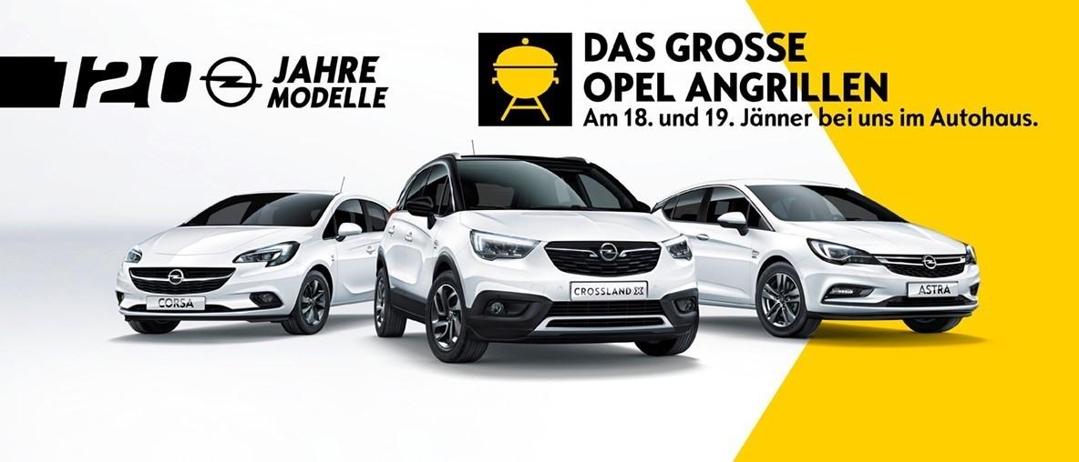 Opel Angrillen Jänner 2019