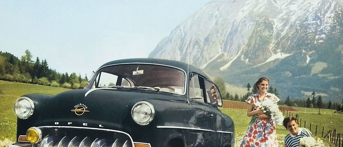 Opel damals