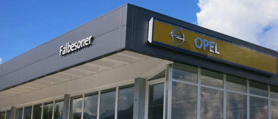 Opel mieten bei Opel Falbesoner