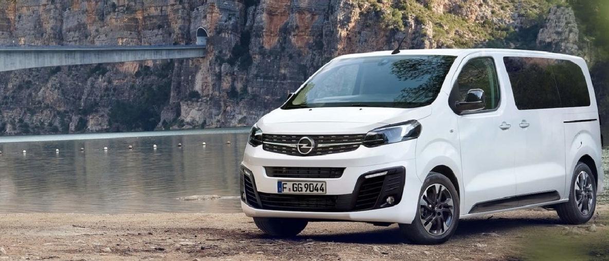Der neue Opel Zafira Life