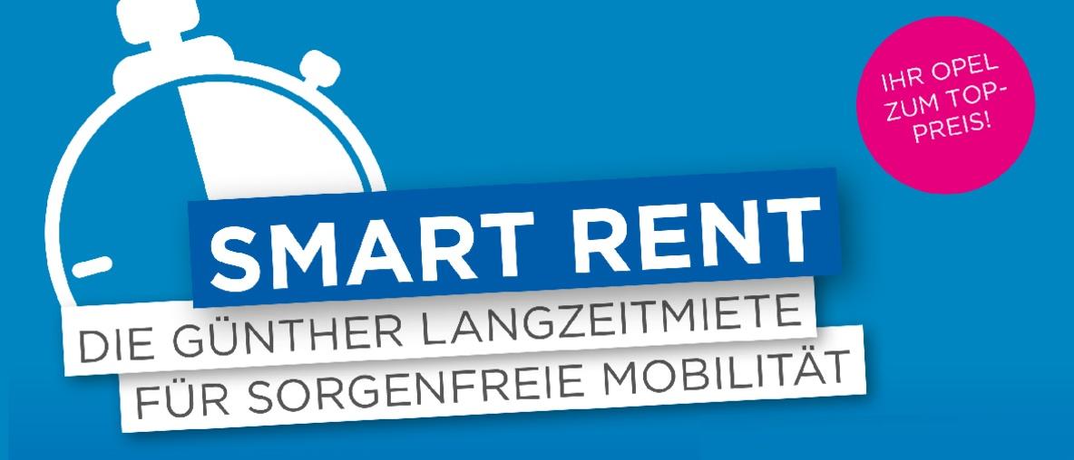 Langzeitvermietung - Smart Rent