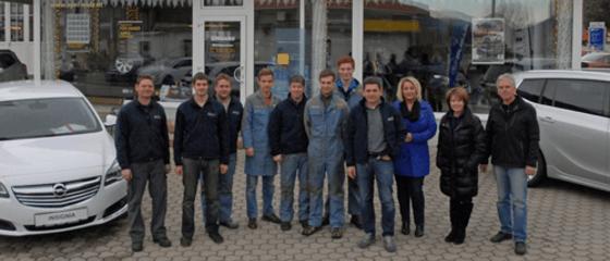 Team von Autohaus Wulz