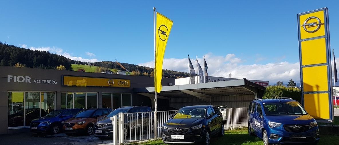 Fotogalerie Opel Fior Voitsberg