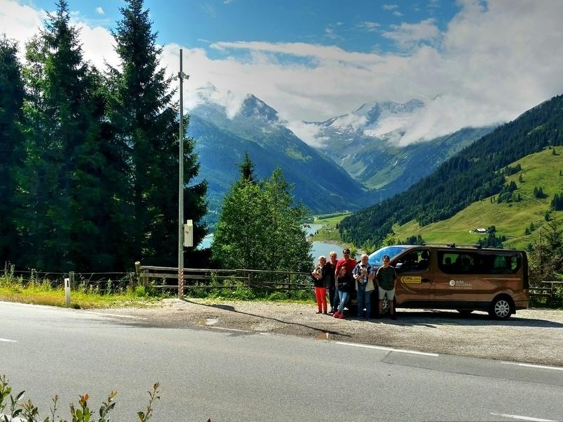 Familienurlaub Krautsack/Pock Gerlos in Tirol
