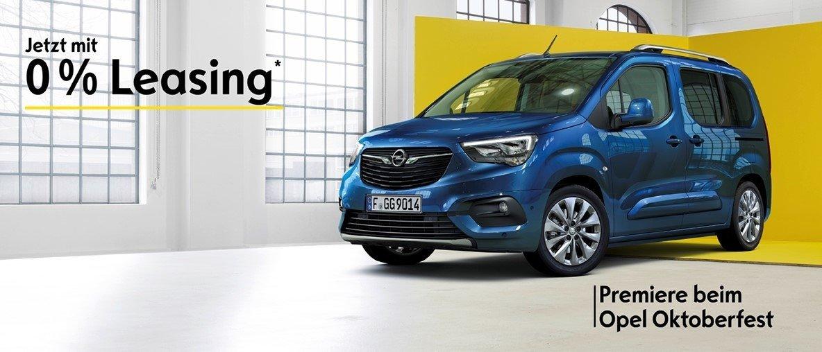 Der neue Opel Combo Life