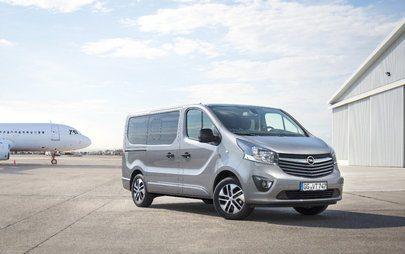 So praktisch, so komfortabel, so vielseitig: Die neuen Opel Vivaro-Großraum-Vans Tourer und Combi+