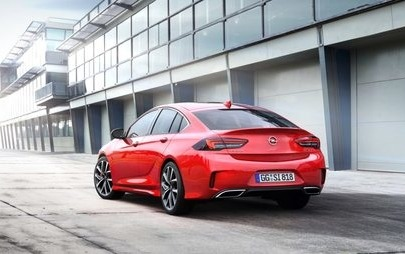 Sportgerät für Kenner: Neuer Opel Insignia GSi macht den Unterschied