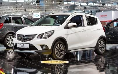 Mit Vollgas ins neue Jahr: Opel Österreich auf der Vienna Autoshow