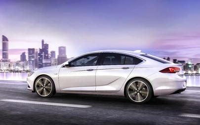 Neues Flaggschiff: Opel Insignia Grand Sport