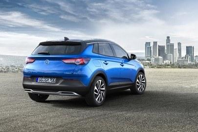 Das neue SUV: Der athletisch-abenteuerlustige Opel Grandland X