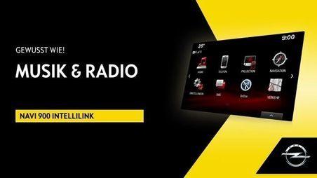 MUSIK & RADIO