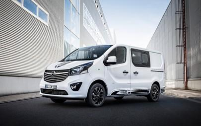 Neuer Opel Vivaro Sport ab sofort bestellbar