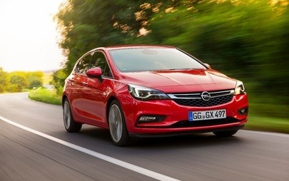"""Opel Astra: 500.000 Bestellungen für das """"Auto des Jahres 2016"""""""