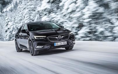 Einzigartig in seinem Segment: Neuer Opel Insignia Grand Sport mit Allradantrieb und Torque Vectoring