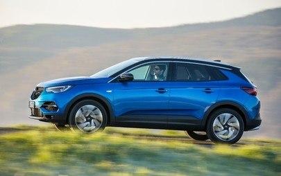 Fünf Euro NCAP-Sterne für den neuen Opel Grandland X