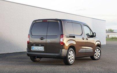 Neuer Opel Combo: Geräumiger Transporter mit kompakten Maßen und Top-Technologien