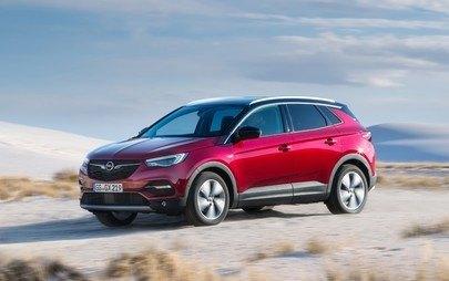 Opel Grandland X mit IntelliGrip: Für beste Traktion auf allen Wegen