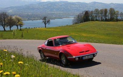 """50 Jahre Opel GT: """"Nur Fliegen ist schöner…"""""""