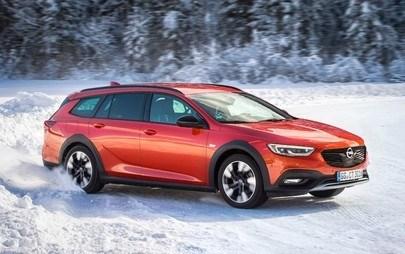 Der Traktionsmeister: Opel Insignia Country Tourer mit Hightech-Allrad