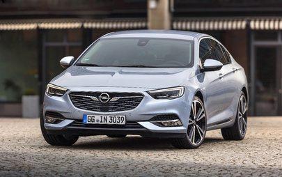Fünf Sterne von Euro NCAP: Bestwertung für das Sicherheitskonzept des neuen Opel Insignia