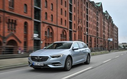 Der Wirtschaftliche: Opel Insignia mit den niedrigsten Gesamtbetriebskosten seiner Klasse