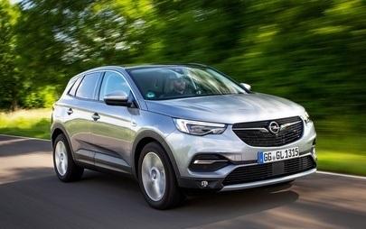 Die Opel-SUV-Familie: Führungsrolle bei der Euro 6d-TEMP-Initiative