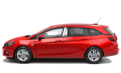 Opel Astra Sports Tourer Neu