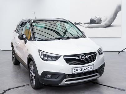Der Opel Crossland X: Das Crossover-Modell für den urbanen Lifestyle
