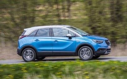 Crossover à la Opel: Stylish für die City, lässig wie ein SUV
