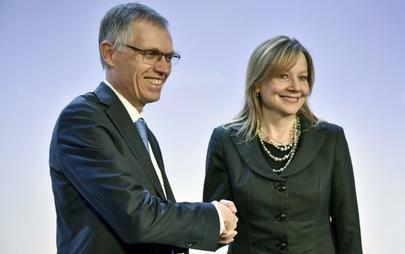 Opel/Vauxhall wird Teil der PSA-Gruppe