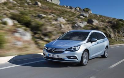 Opel steigert Verkäufe in Europa im Jahr 2016 um vier Prozent