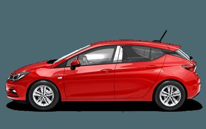 Opel Astra Angrillen 2019