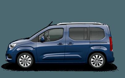 Opel Combo Life Angrillen 2019