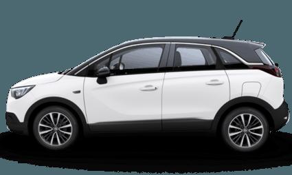 Opel Crossland X Angrillen 2019