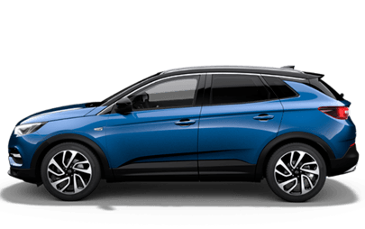Opel Grandland X Angrillen 2019