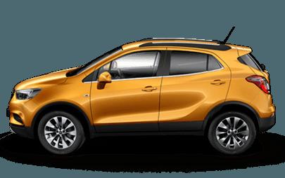 Opel Mokka X Angrillen