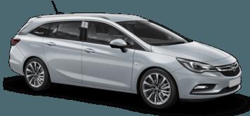 Opel Astra bei Auto Wiener in Eltendorf