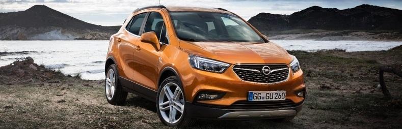 Opel Mokka X Angebot bei Riediger in Wien